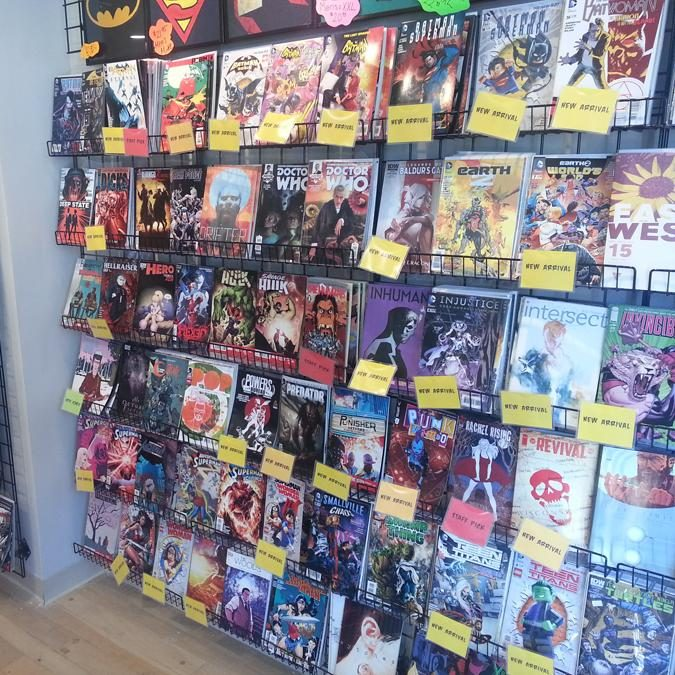 Comic Books for All Ages